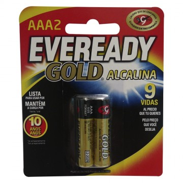 PILA BATERÍA EVEREADY GOLD...