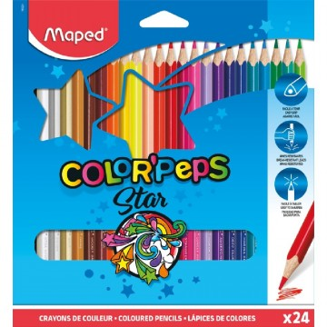 COLORES X24 PEPS MAPED