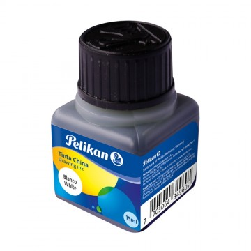 TINTA PELIKAN CHINA-34 BLANCO