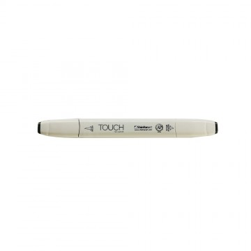 Marcador Touch Twin Brush...